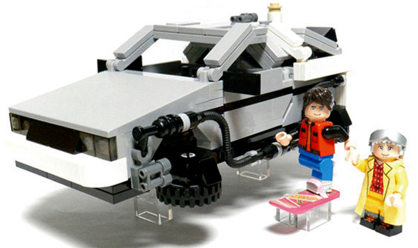 Back to the Future LEGO?